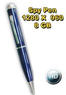 Penna Spia o Spy Pen con microtelecamera nascosta 1280x960